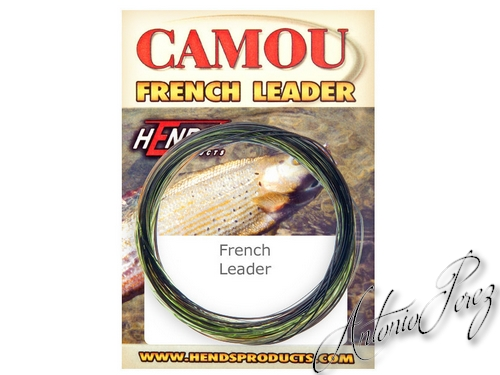 Bas de ligne Camouflage French Leader HENDS 900  9m