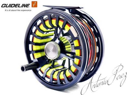 Moulinet Halo GUIDELINE #4/5