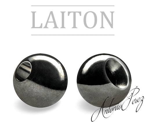25 Billes Laiton 3mm Gunsmoke
