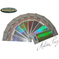 Quills Synthétiques Hemingway's Holographique 2.89€