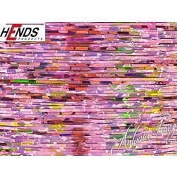 "Holostren Tinsel HENDS  "" Holographic fin ""  1,29€"