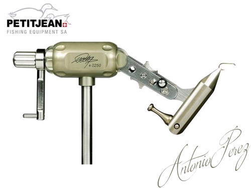 "Etau Marc Petitjean ""Swiss-Vise"" Version Serre-Joint"