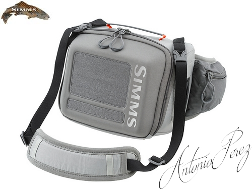 Hip Pack SIMMS Waypoints Small Gunmetal