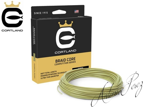 Soie CORTLAND Braid Core