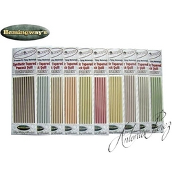 Quills Synthétiques Hemingway's Transparent 2.69€