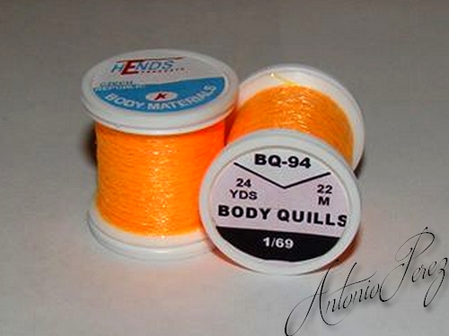 Body Quill Hends 94
