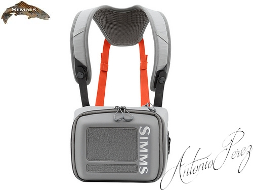 Chest Pack SIMMS Waypoints Gunmetal
