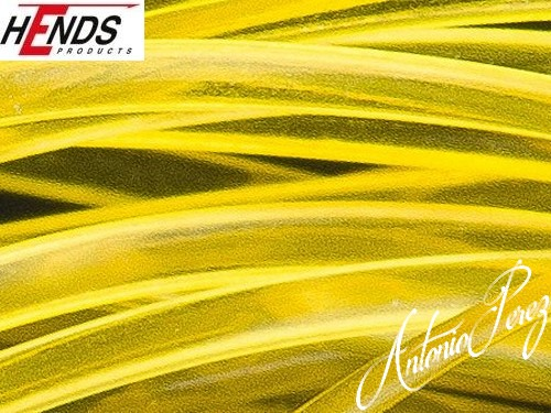 Body Glass HENDS 06 Jaune