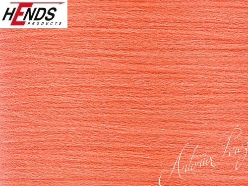 Soie Floss -Body Thread HENDS  Orange Brulé