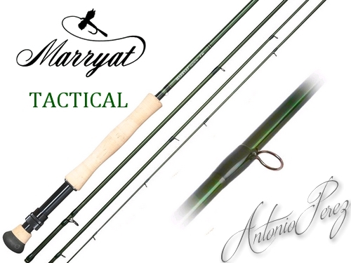 MARRYAT TACTICAL 9' # 8