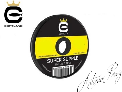 Super Supple  Tippet  CORTLAND  3X