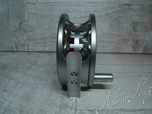 Moulinet Mouche  alu 90mm
