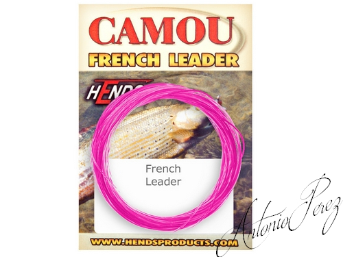 Bas de ligne Camouflage French Leader HENDS  9m