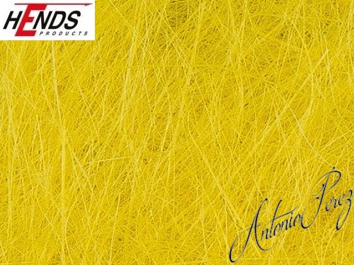 Dubbing Rabbit Fur HENDS  Jaune Citron