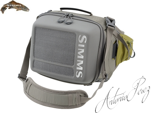 Hip Pack SIMMS Waypoints Large Army Green