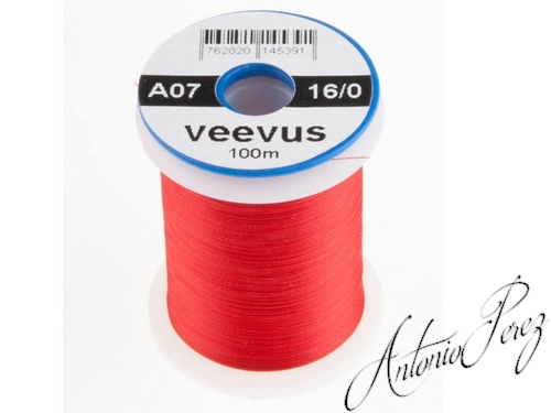 Veevus 16/0 - 0,04mm - A07 Rouge
