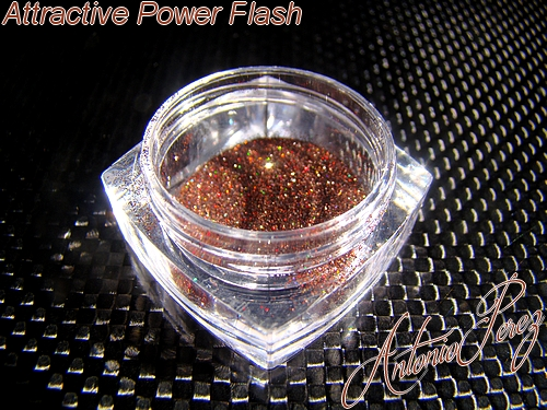 Attractive Power Flash 03