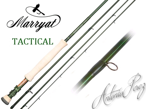 MARRYAT TACTICAL 10' # 4