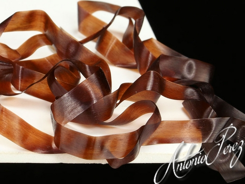 Fine Stretch 6mm Marron