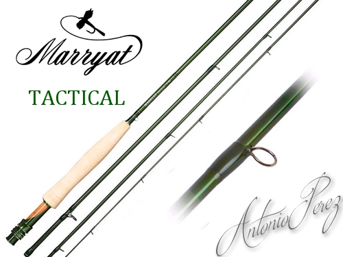 MARRYAT TACTICAL 9' # 4