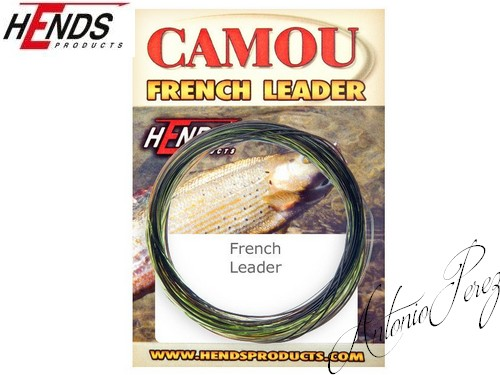 Bas de ligne Camouflage French Leader HENDS 3,50m