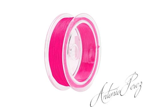 Backing  Rose fluo 50m