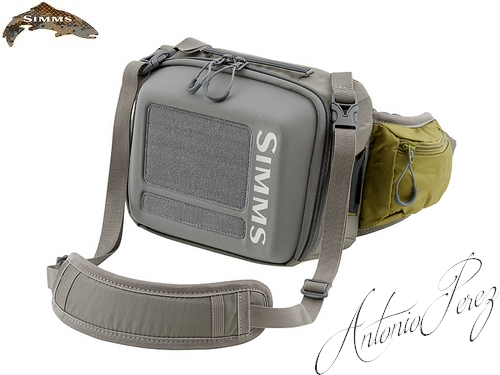 Hip Pack SIMMS Waypoints Small Army Green