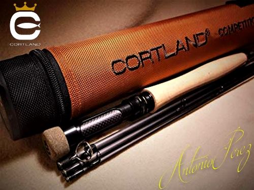 CORTLAND  Compétition MKII  Nymph 10' #2