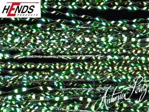 Krystal Flash HENDS 220 Green Deep