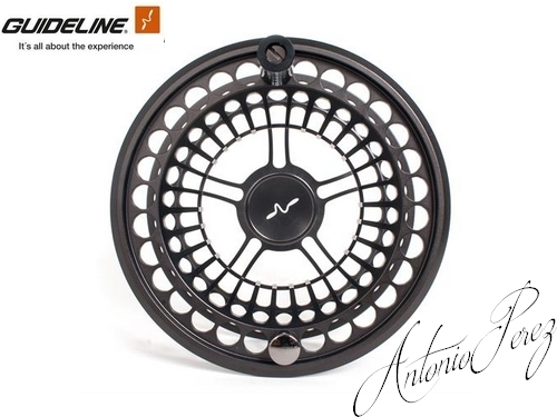 Bobine Moulinet Vosso Dark Grey GUIDELINE #6/8