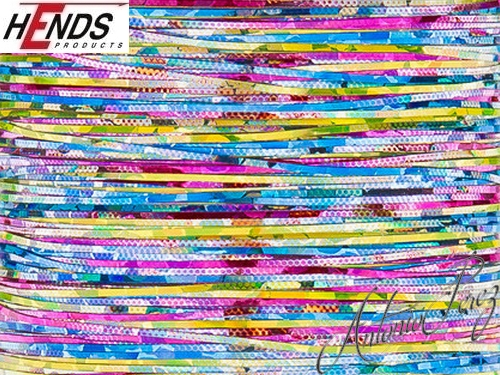 Holostren Tinsel HENDS 13 Multicolore