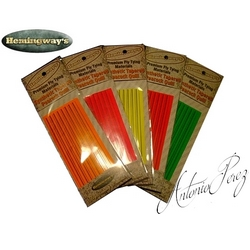 Quills Synthétiques Hemingway's Fluo 2,80€