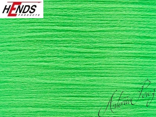Soie Floss -Body Thread HENDS 1708 Vert Fluo
