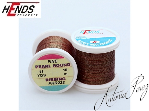 Pearl Round Ribbing HENDS