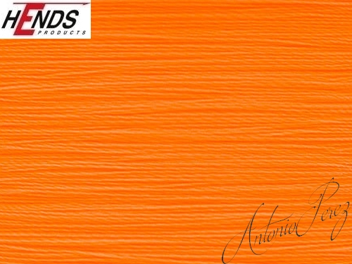 Fil de montage Grall 111 HENDS Orange Fluo  12/0