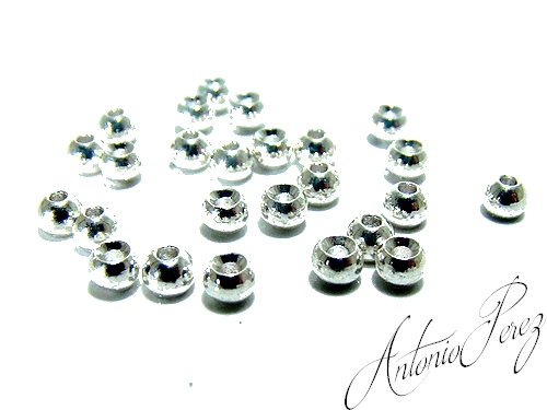 25 Billes Tungsten Chrome