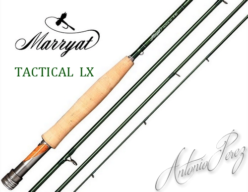 MARRYAT TACTICAL LX 10' # 6