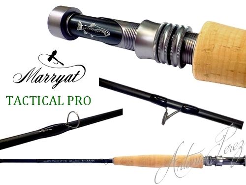 MARRYAT TACTICAL PRO 10' #3/4