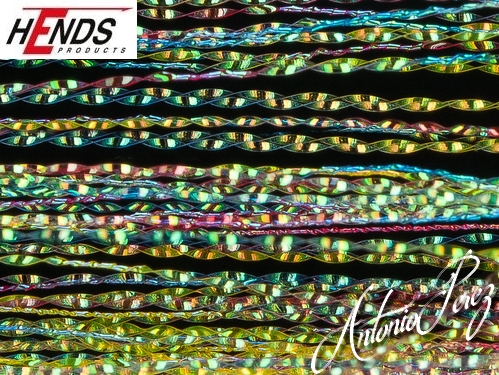 Krystal Flash Rainbow HENDS 34 Olive